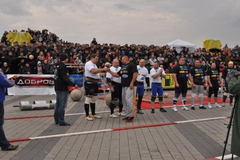Strongman  Cup 2013